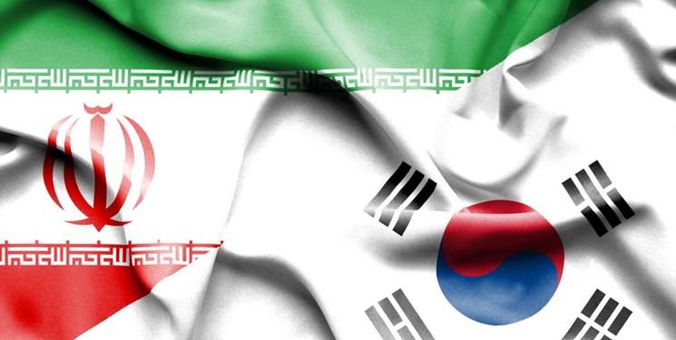 زرشک پفکی به کره جنوبی