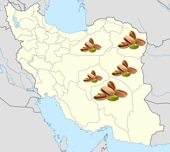 مرکز پسته ایران