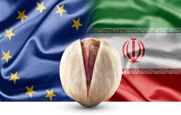بهترین پسته صادراتی به اروپا
