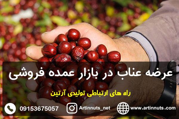 قیمت عناب خشک