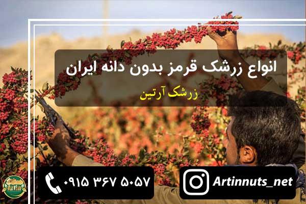 زرشک پفکی ایران