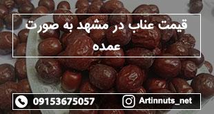 قیمت عناب در مشهد به صورت عمده   عناب تازه و عناب خشک